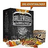 BBQ Grillgewürz-Adventskalender 2018...