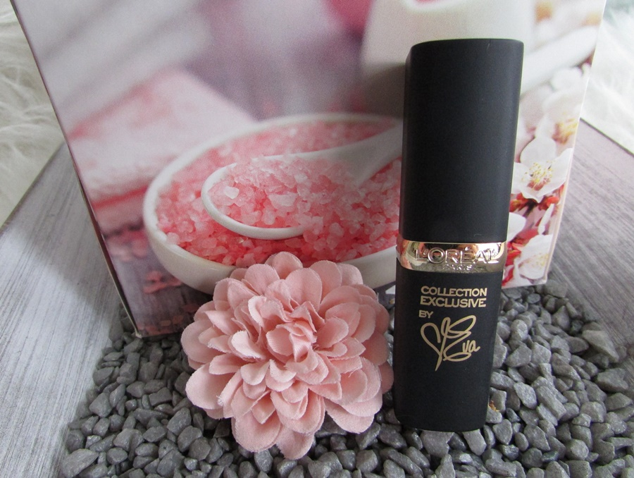 Lippenstift Liebe - L'Oreal Color Riche Evas Delicate Rose - Fashionladyloves by Tamara Wagner Beautyblog