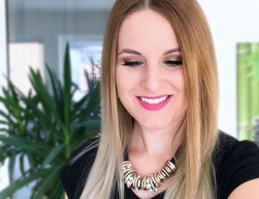 Meine allerersten Worte - Fashionladyloves Blogvorstellung - Tamara Wagner