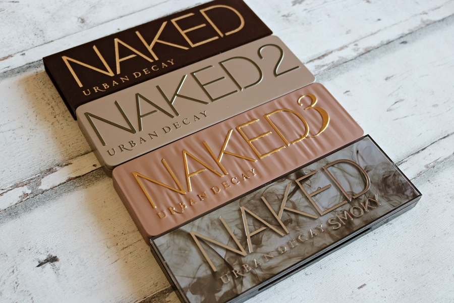 Der Grosse Urban Decay Naked Paletten Vergleich Fashionladyloves