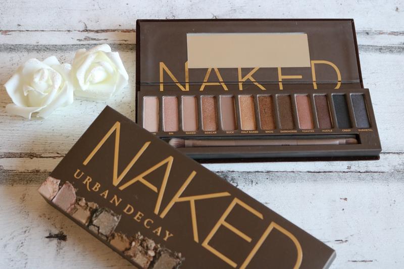 Urban Decay Naked Paletten Vergleich - Naked 1 - Beauty - Lidschattenpaletten - Fashionladyoves by Tamara Wagner - Beautyblog