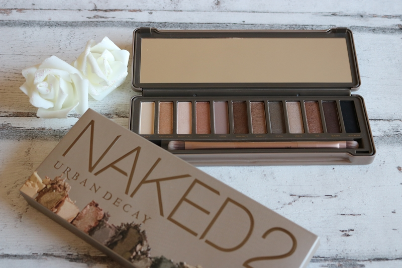 Urban Decay Naked Paletten Vergleich - Naked 2 - Beauty - Lidschattenpaletten - Fashionladyoves by Tamara Wagner - Beautyblog