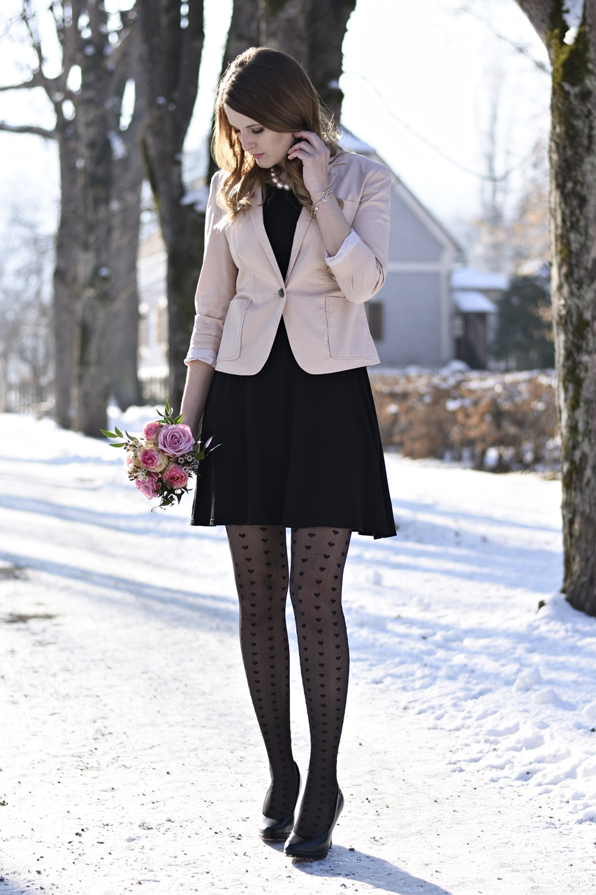 Valentinstags Outfit - Fashionladyloves - Blogparade