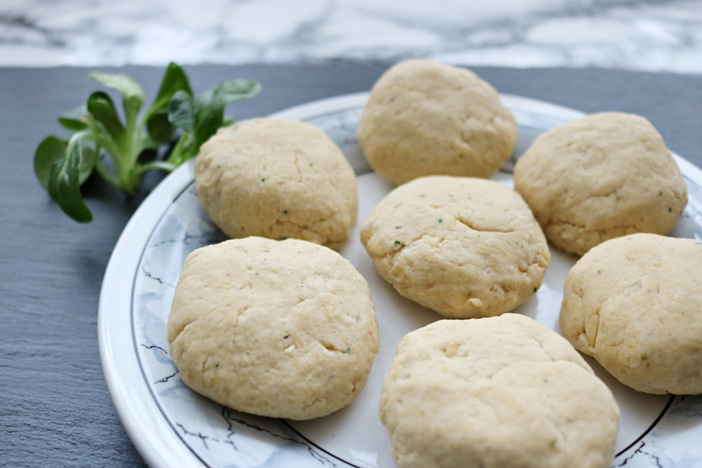 Vegane Falafel Gemüse Bowl Rezept 1 - Fashionladyloves