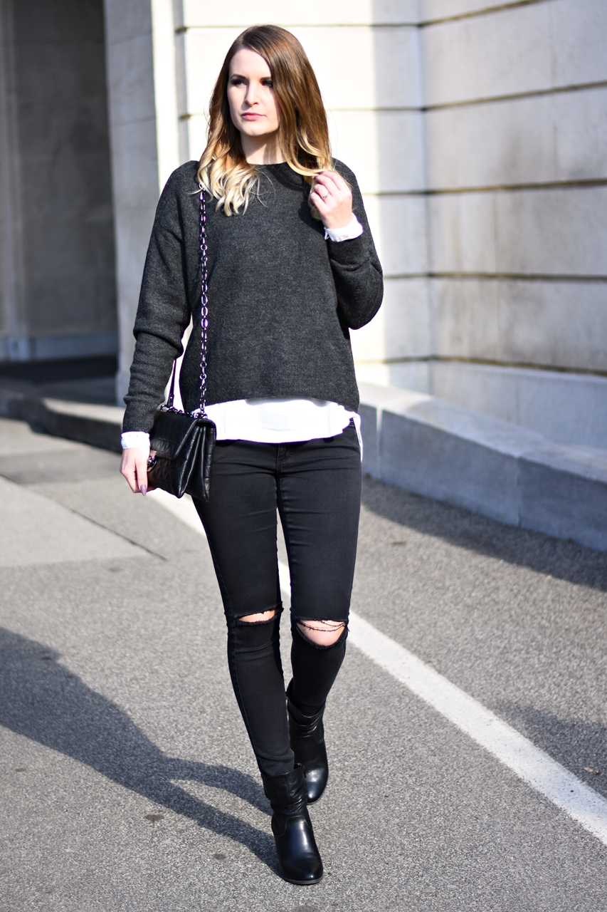 Layering - Outfit - Fashionladyloves