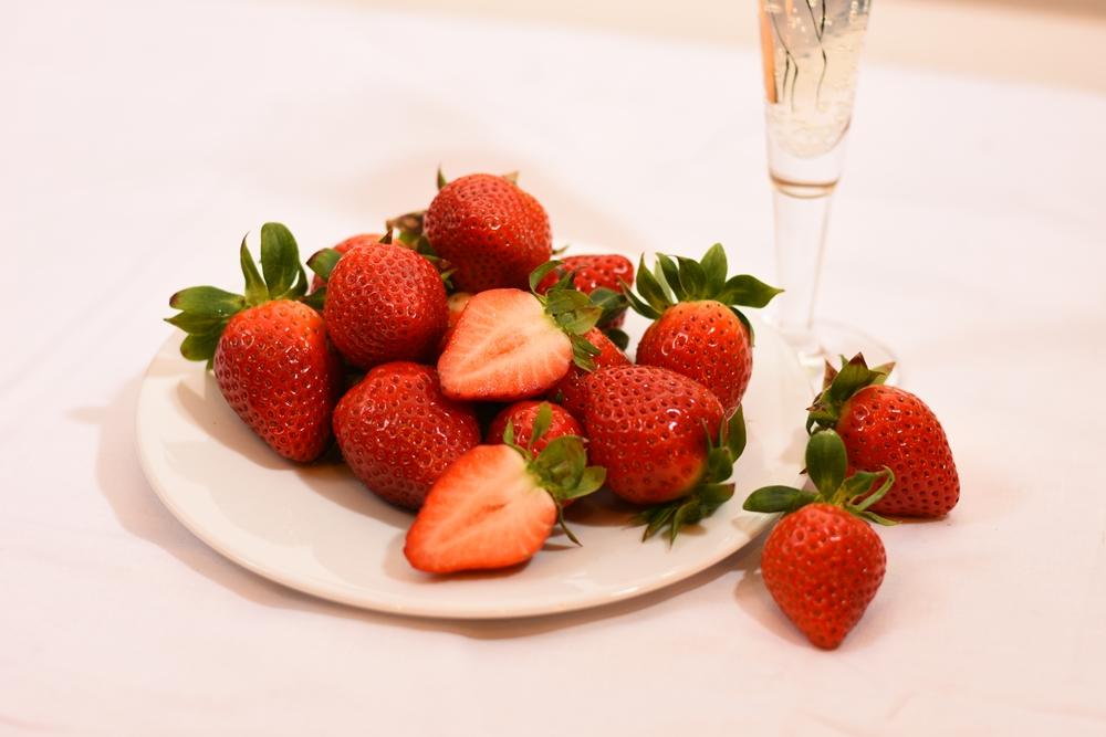 Food Photography - Erdbeeren - fashionladyloves