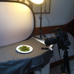 Food Photography - Setup - fashionladyloves
