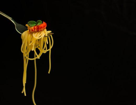 Food Photography - Spaghetti - fashionladyloves