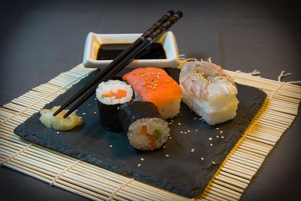 Food Photography - Sushi - fashionladyloves