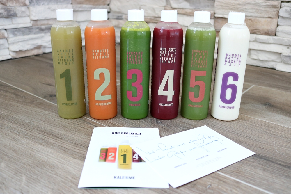 Kale and Me - 3 Tage Detox Kur - Fashionladyloves