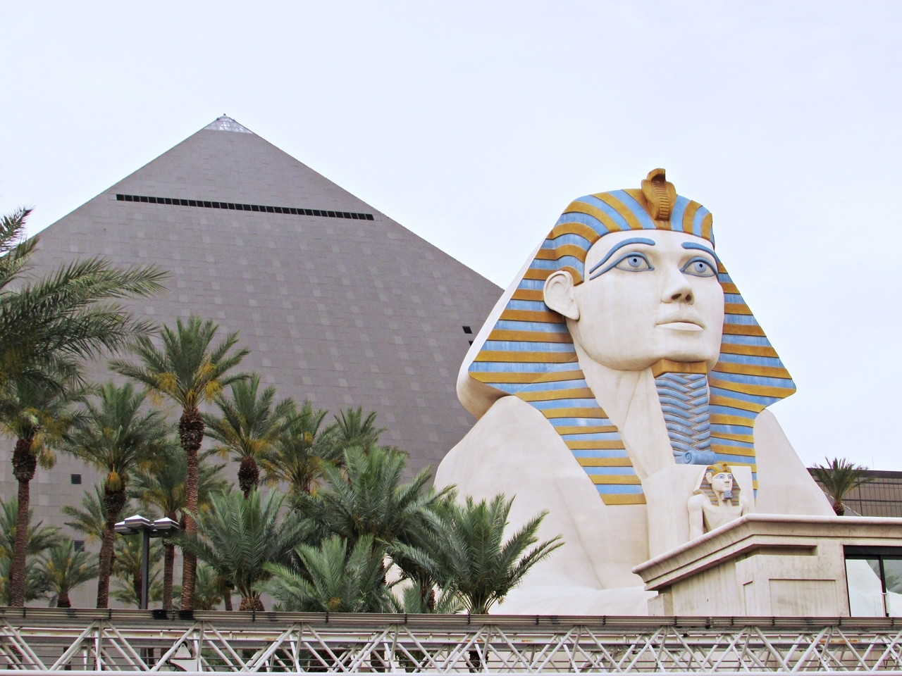 USA Rundreise - Amerika Westküste - Las Vegas Luxor - Fashionladyloves