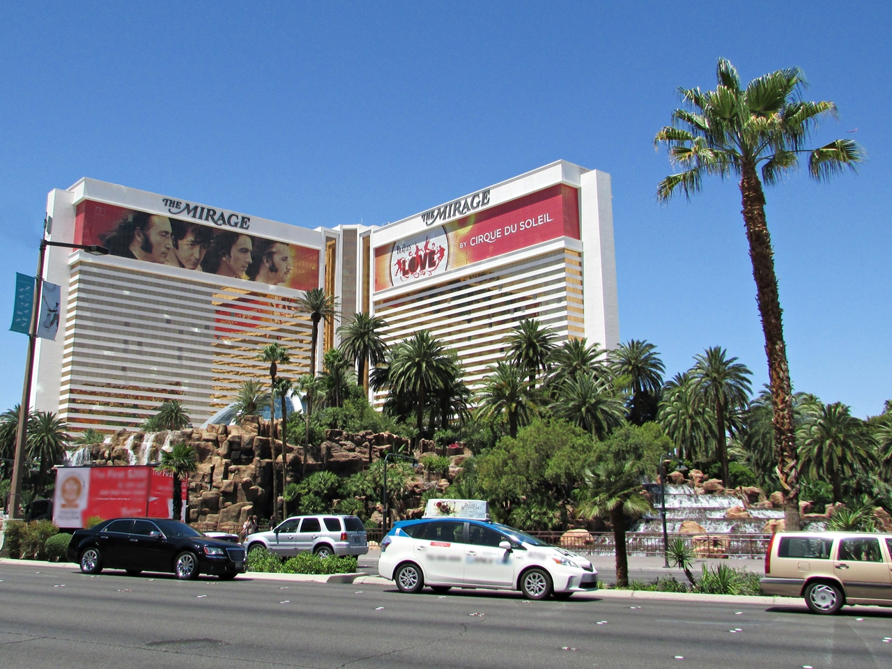 USA Rundreise - Amerika Westküste - Las Vegas Mirage - Fashionladyloves