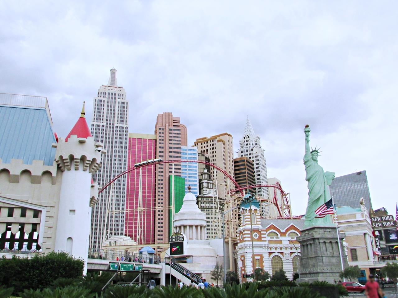 USA Rundreise - Amerika Westküste - Las Vegas New York - Fashionladyloves