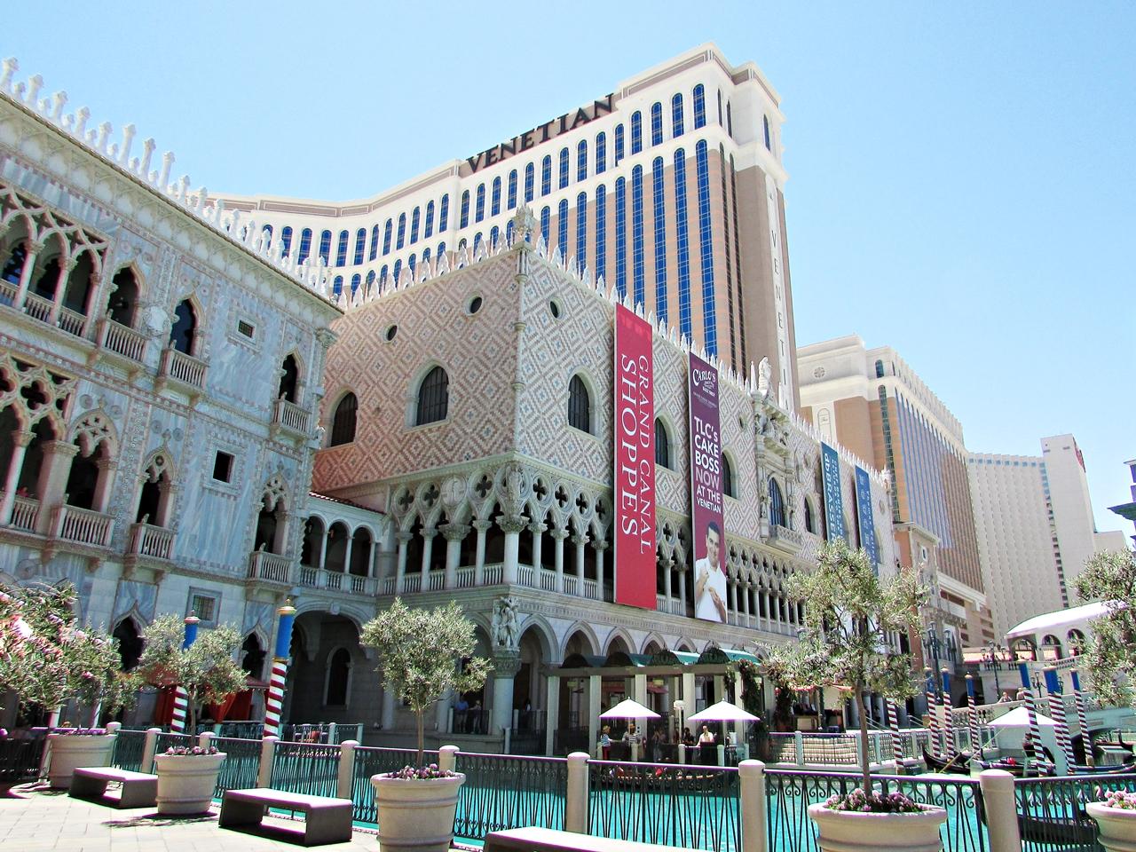 USA Rundreise - Amerika Westküste - Las Vegas Venetian - Fashionladyloves