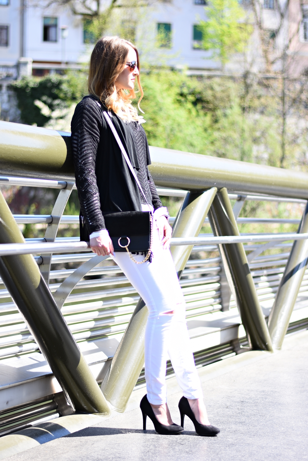 7Girls 7Styles Blogparade - Black and White - Fashionladyloves