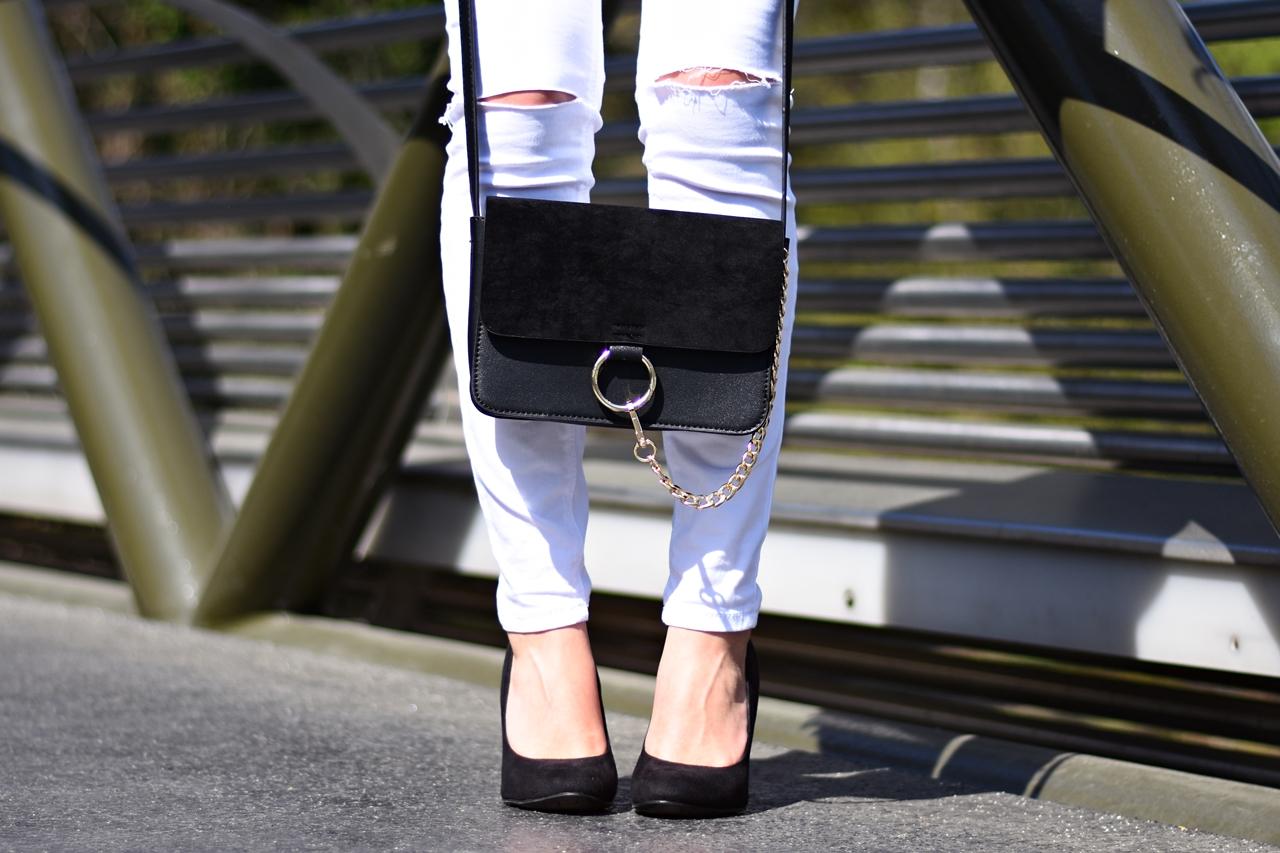 7Girls 7Styles Blogparade - Black and White - Fashionladyloves