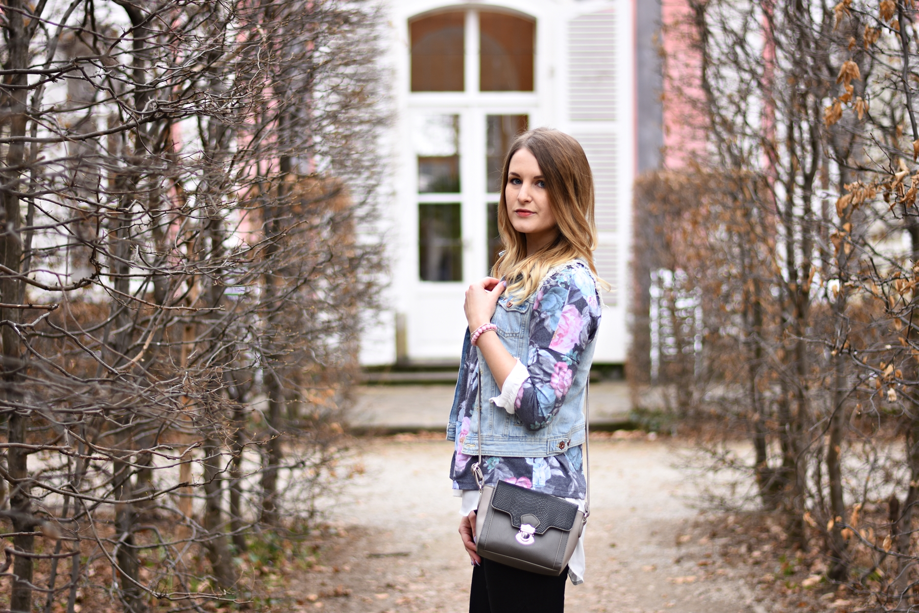 Spring Look Flower Print - Fashionladyloves