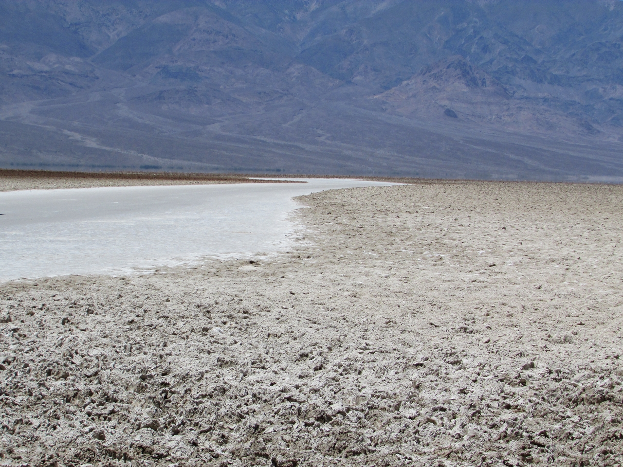 Westküste USA Rundreise - Death Valley Badwater Basin - Fashionladyloves