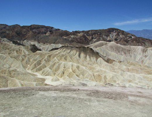 Westküste USA Rundreise - Death Valley - Fashionladyloves