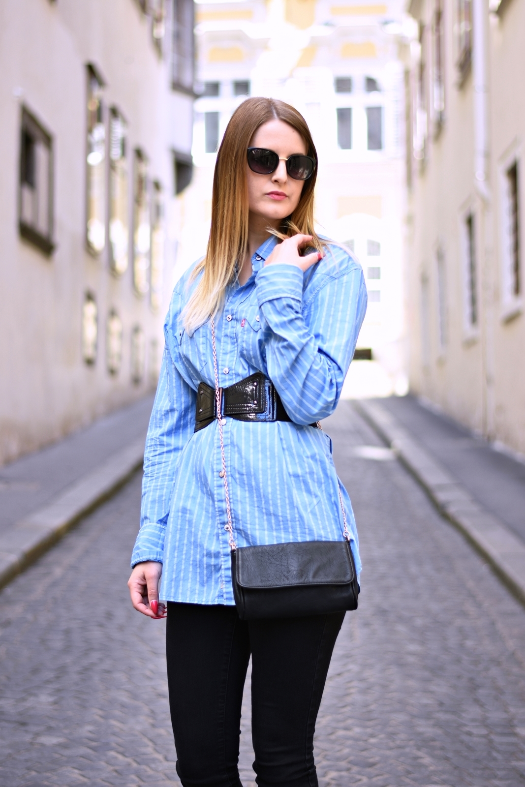 Fashion Challenge - Stripes - Outfit - Fashion - Mode - Streifen - Fashionladyloves