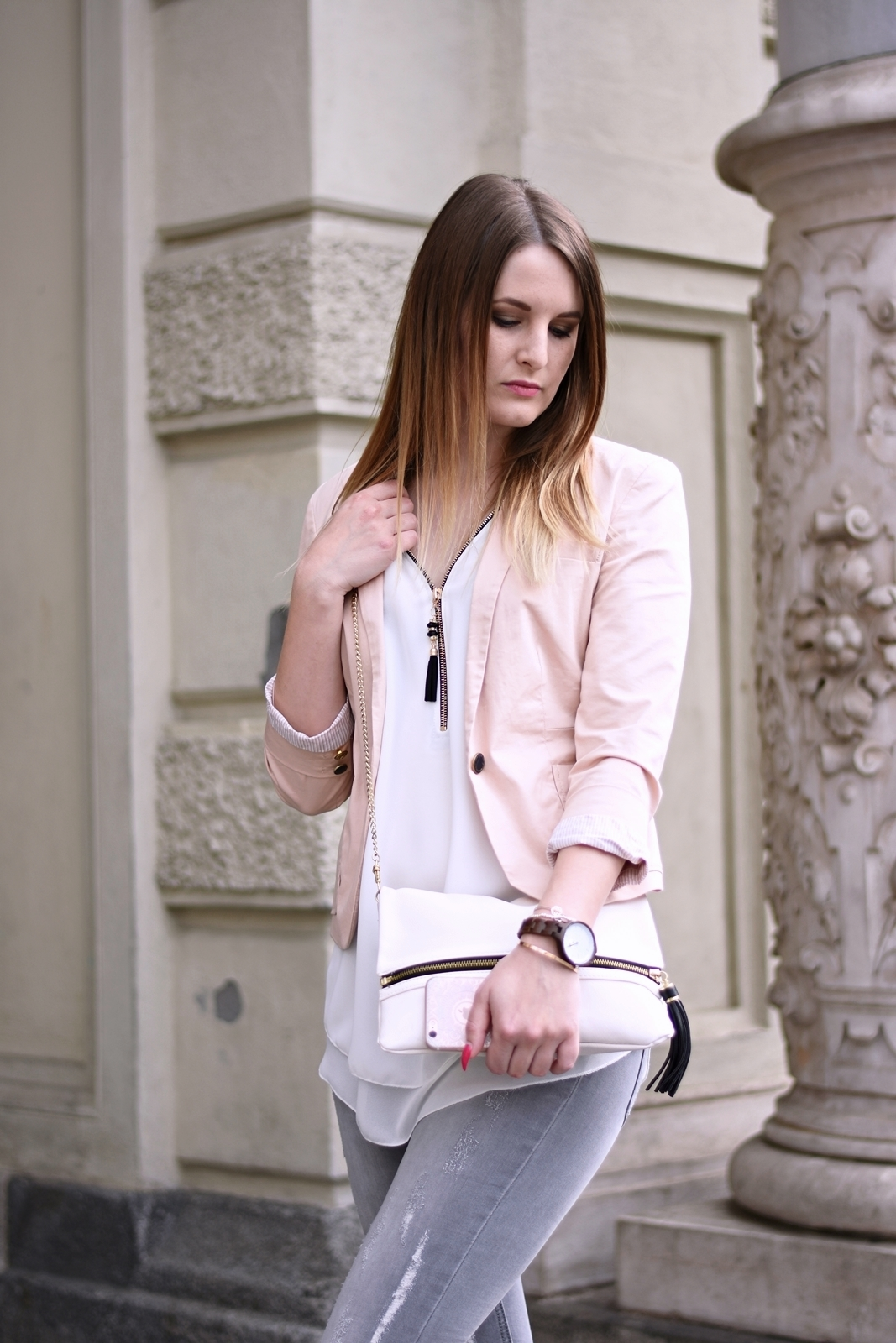 Pretty in Pastell - Pastell Look - Outfit - Mode - Frühling - Modeblog - Fashionblog - Fashionladyloves Blog