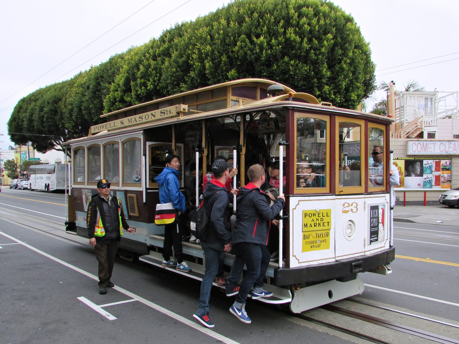 San Francisco - Cable Cars - USA Rundreise - Roadtrip - Reisebericht - Travel Diary - Fashionladyloves
