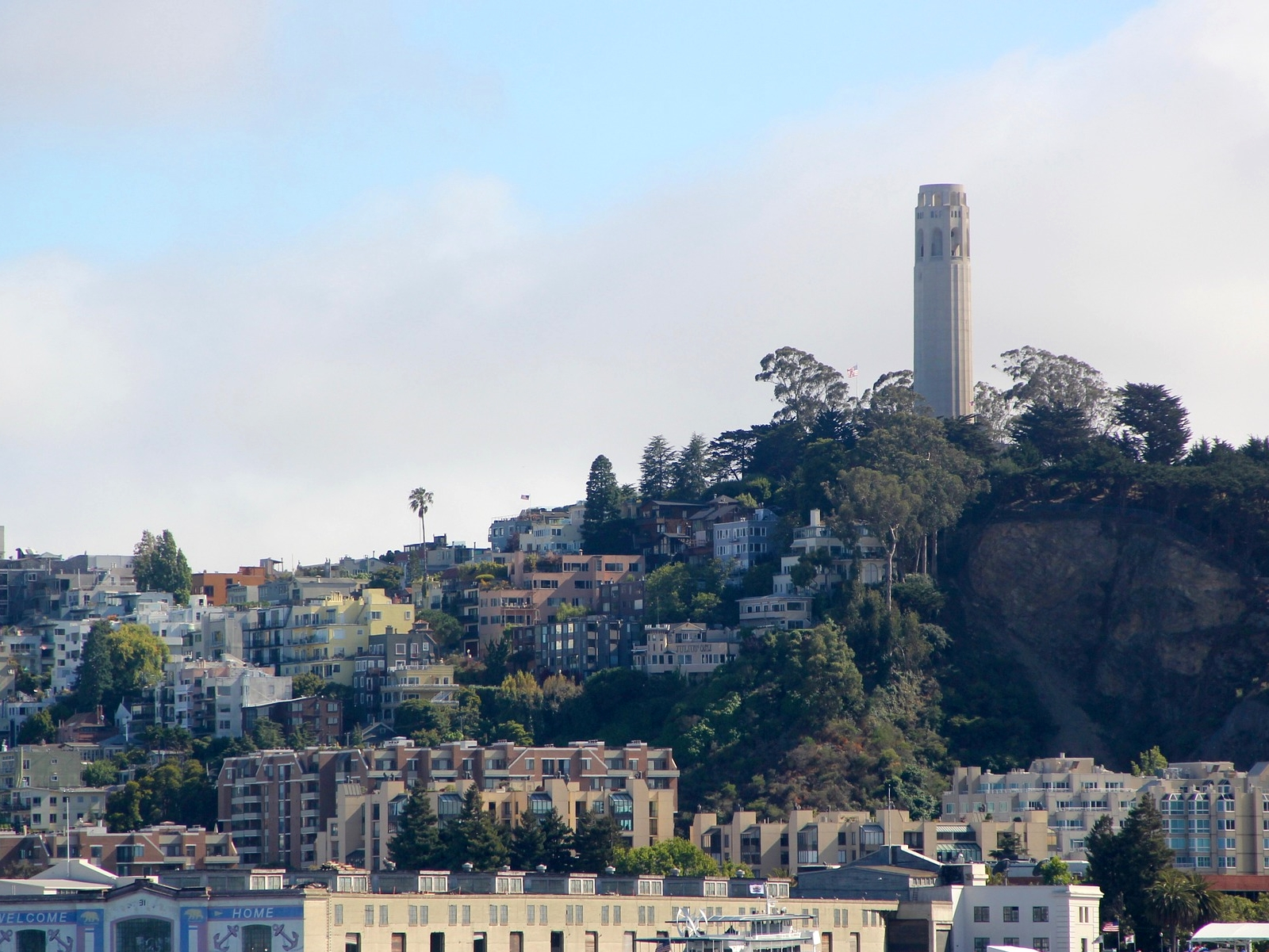 San Francisco - Coit Tower - USA Rundreise - Roadtrip - Reisebericht - Travel Diary - Fashionladyloves