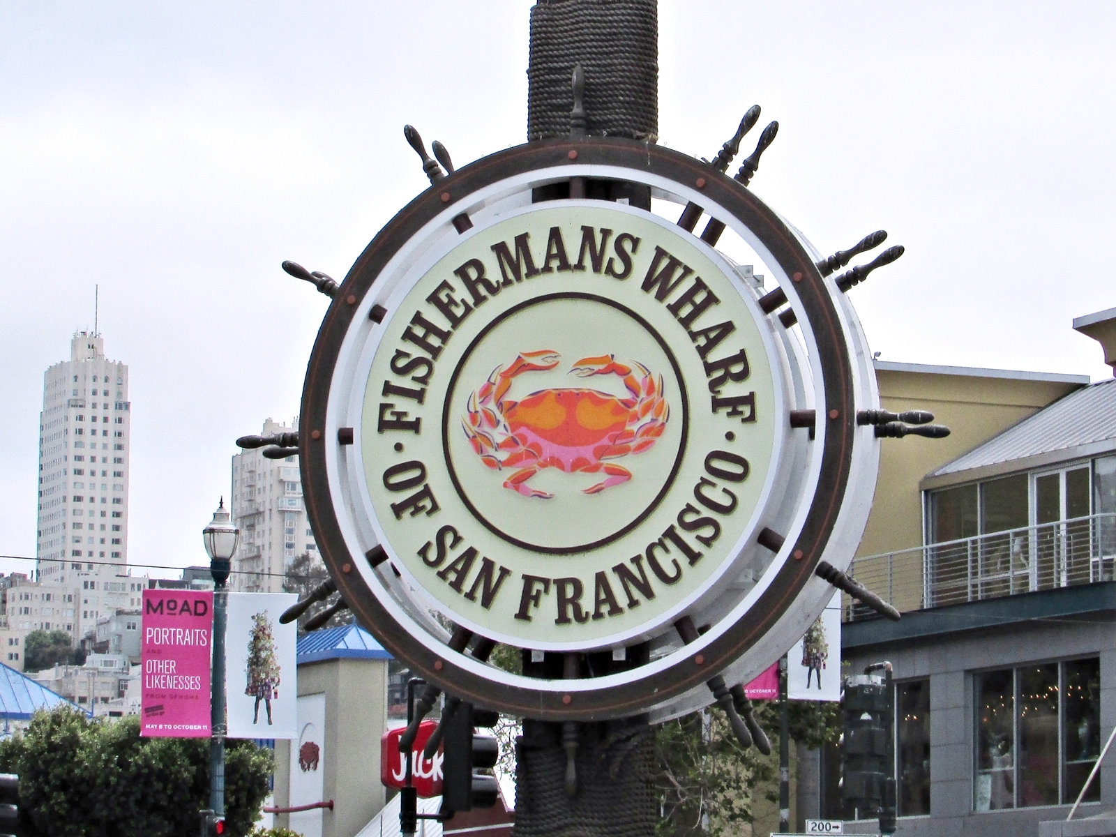 San Francisco - Fishermans Wharf - USA Rundreise - Roadtrip - Reisebericht - Travel Diary - Fashionladyloves