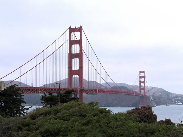 San Francisco - Golden Gate Bridge - USA Rundreise - Roadtrip - Reisebericht - Travel Diary - Fashionladyloves