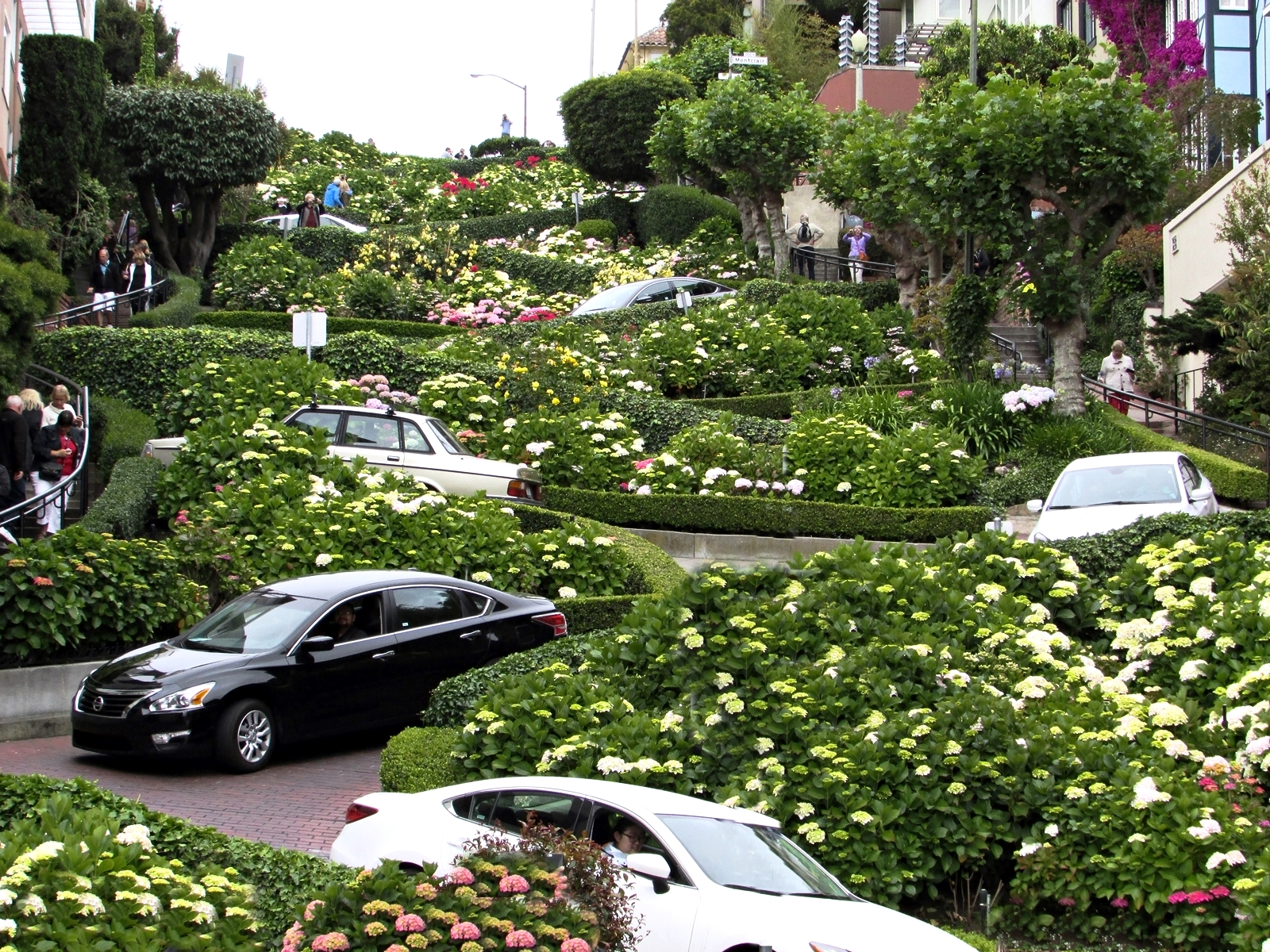 San Francisco - Lombard Street - USA Rundreise - Roadtrip - Reisebericht - Travel Diary - Fashionladyloves