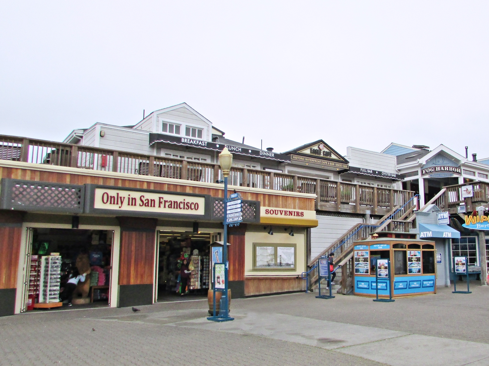 San Francisco - Pier 39 - USA Rundreise - Roadtrip - Reisebericht - Travel Diary - Fashionladyloves