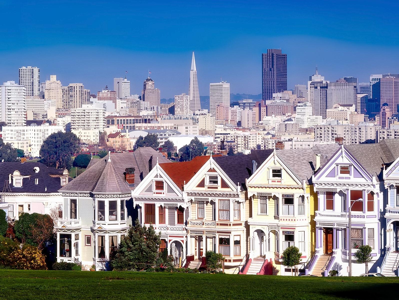 San Francisco - The Paintet Ladies - USA Rundreise - Roadtrip - Reisebericht - Travel Diary - Fashionladyloves