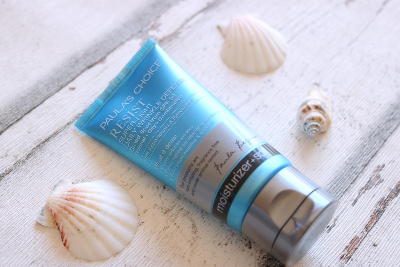 So wichtig ist täglicher Sonnenschutz - UV-Strahlen - Sonnenschutzprodukte - Paulas Choice - Fashionladyloves - Lifestyleblog - Beautyblog