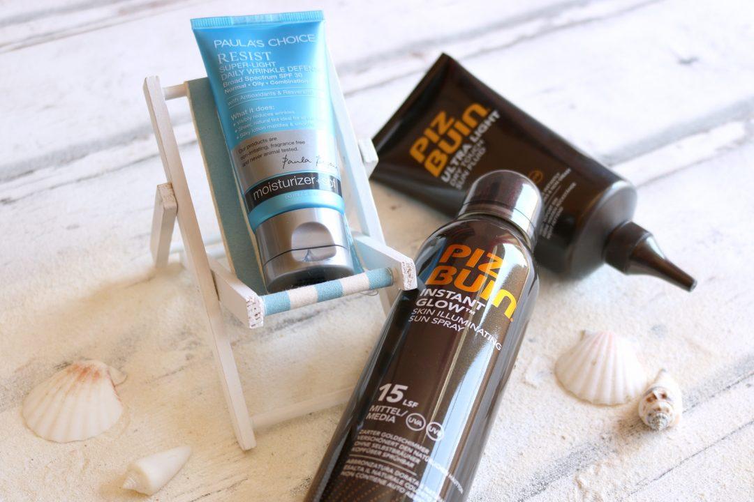 So wichtig ist täglicher Sonnenschutz - UV-Strahlen - Sonnenschutzprodukte - Fashionladyloves - Lifestyleblog - Beautyblog