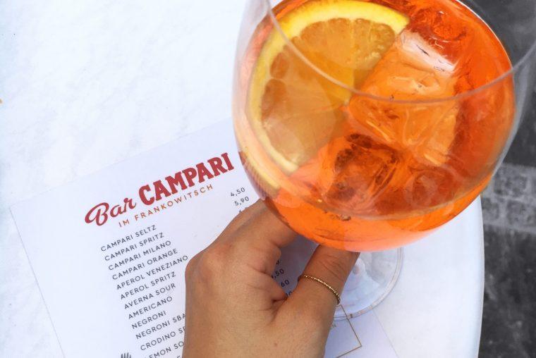 Bar Campari im Frankowitsch - Graz - VIP Opening - Lokal Tipp - Fashionladyloves by Tamara Wagner - Lifestyleblog