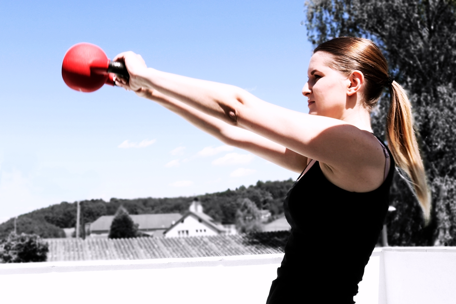 Kettlebell Training - effektiver Sport - Ganzkörper Training - Fashionladyloves by Tamara Wagner - Lifestyleblog