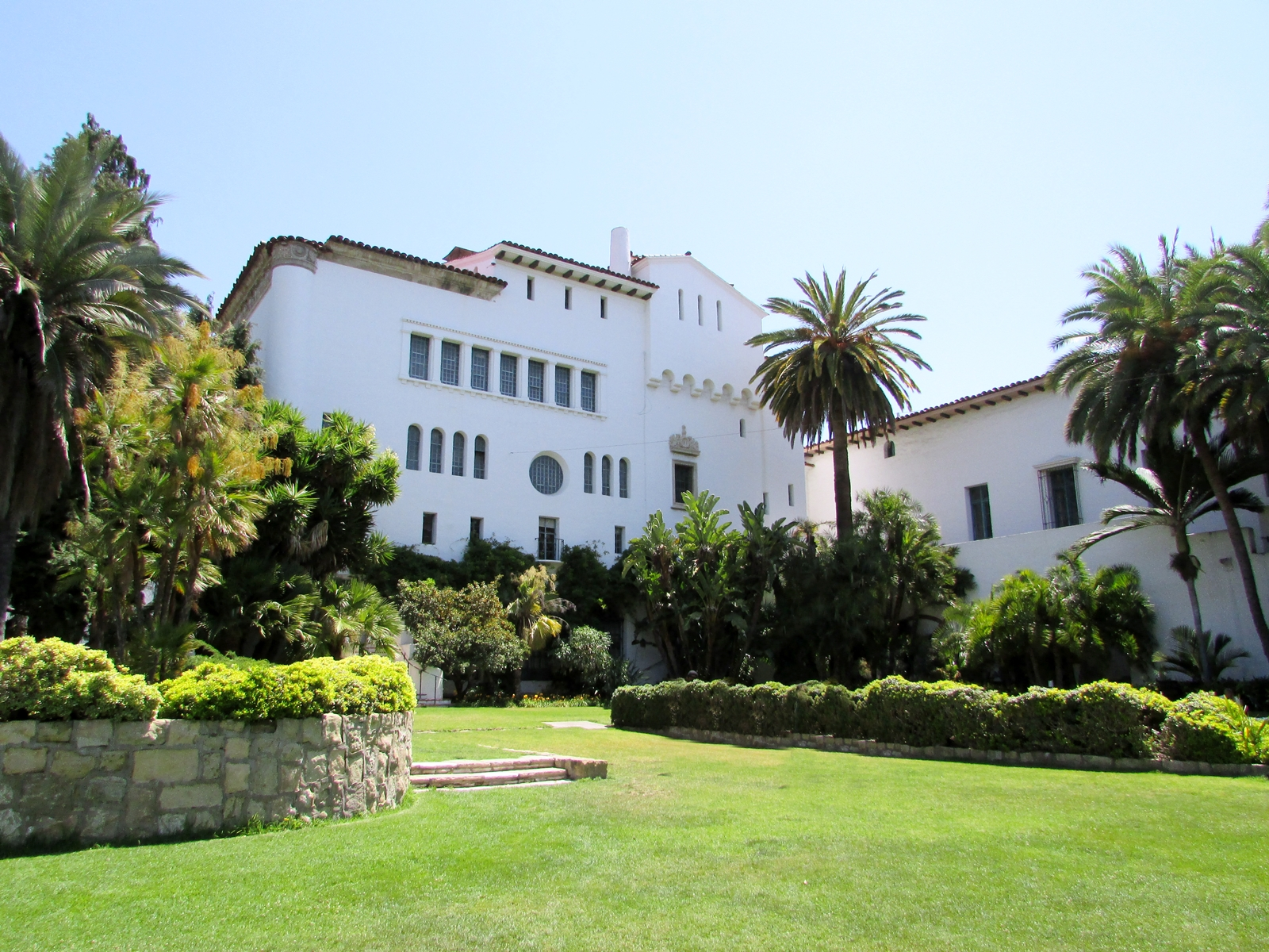 USA Rundreise - Amerika Westküste - Santa Barbara - County Courthouse - Fashionladyloves by Tamara Wagner