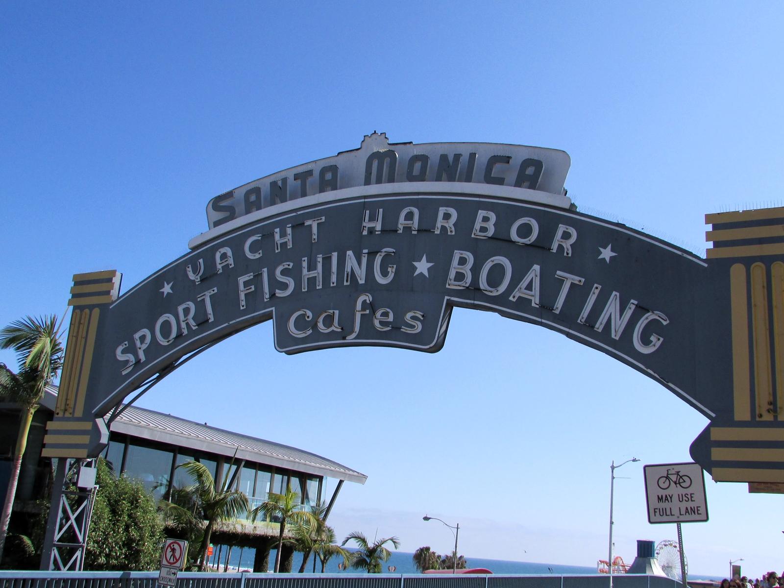 USA Rundreise - Amerika Westküste - Santa Monica - Strand Pier - Fashionladyloves by Tamara Wagner
