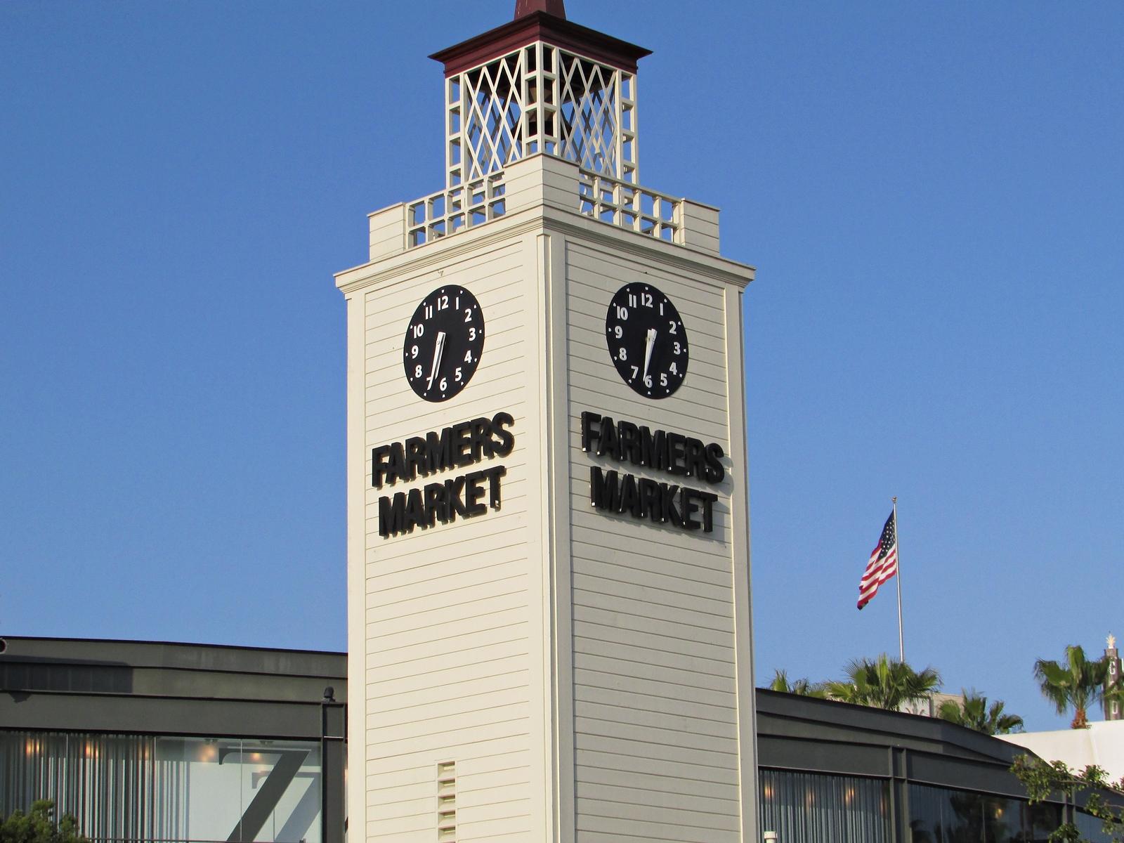 Beverly Hills - Farmers Market - USA Roadtrip - Amerika Rundreise - Fashionladyloves by Tamara Wagner Travelblog