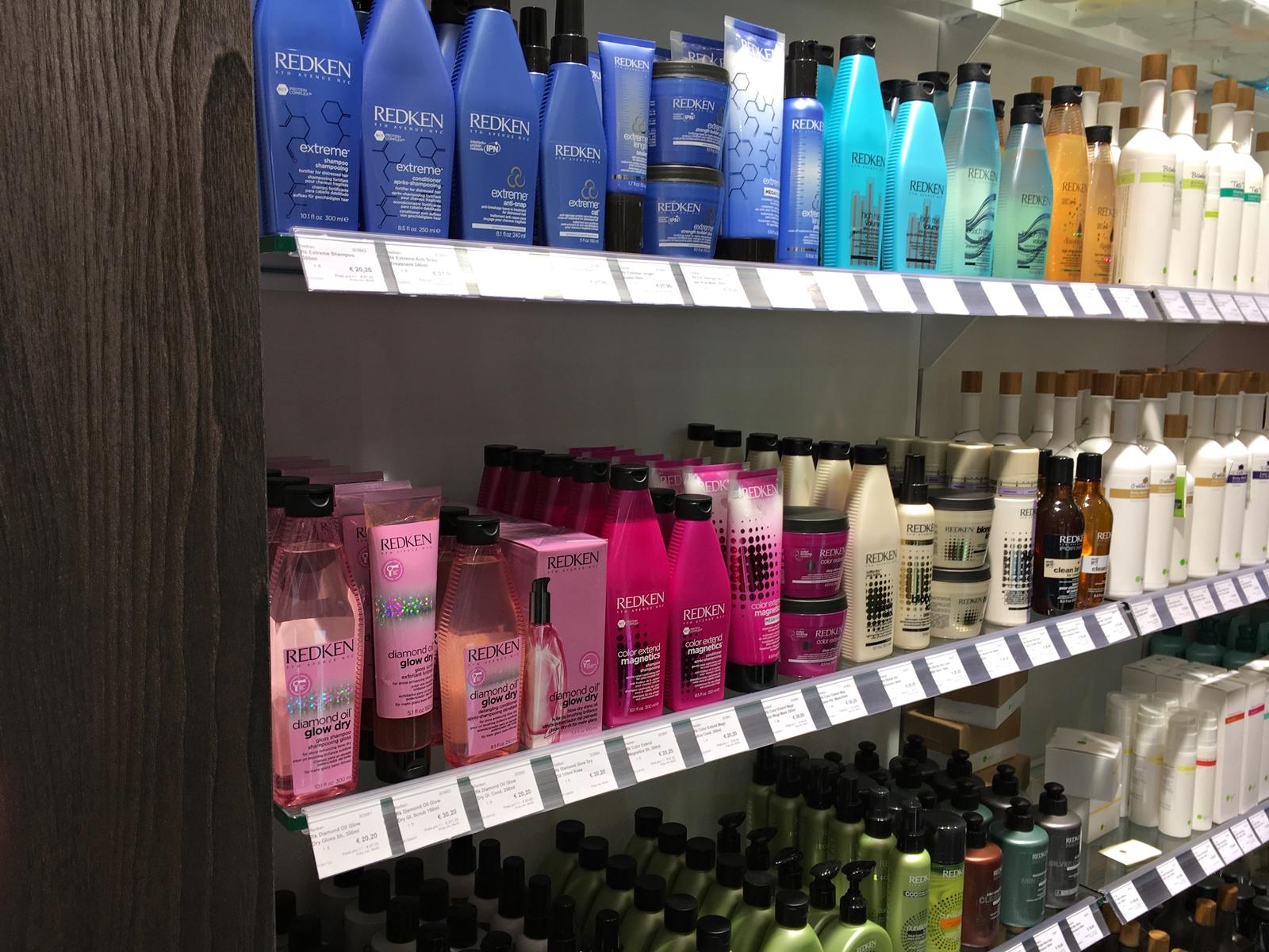 Hair Trader Eröffnung Donau Zentrum Wien - Beauty Concept Store - Brüder Raitz - Roma Friseurbedarf - Pflege - Fashionladyloves by Tamara Wagner - Lifestyleblog