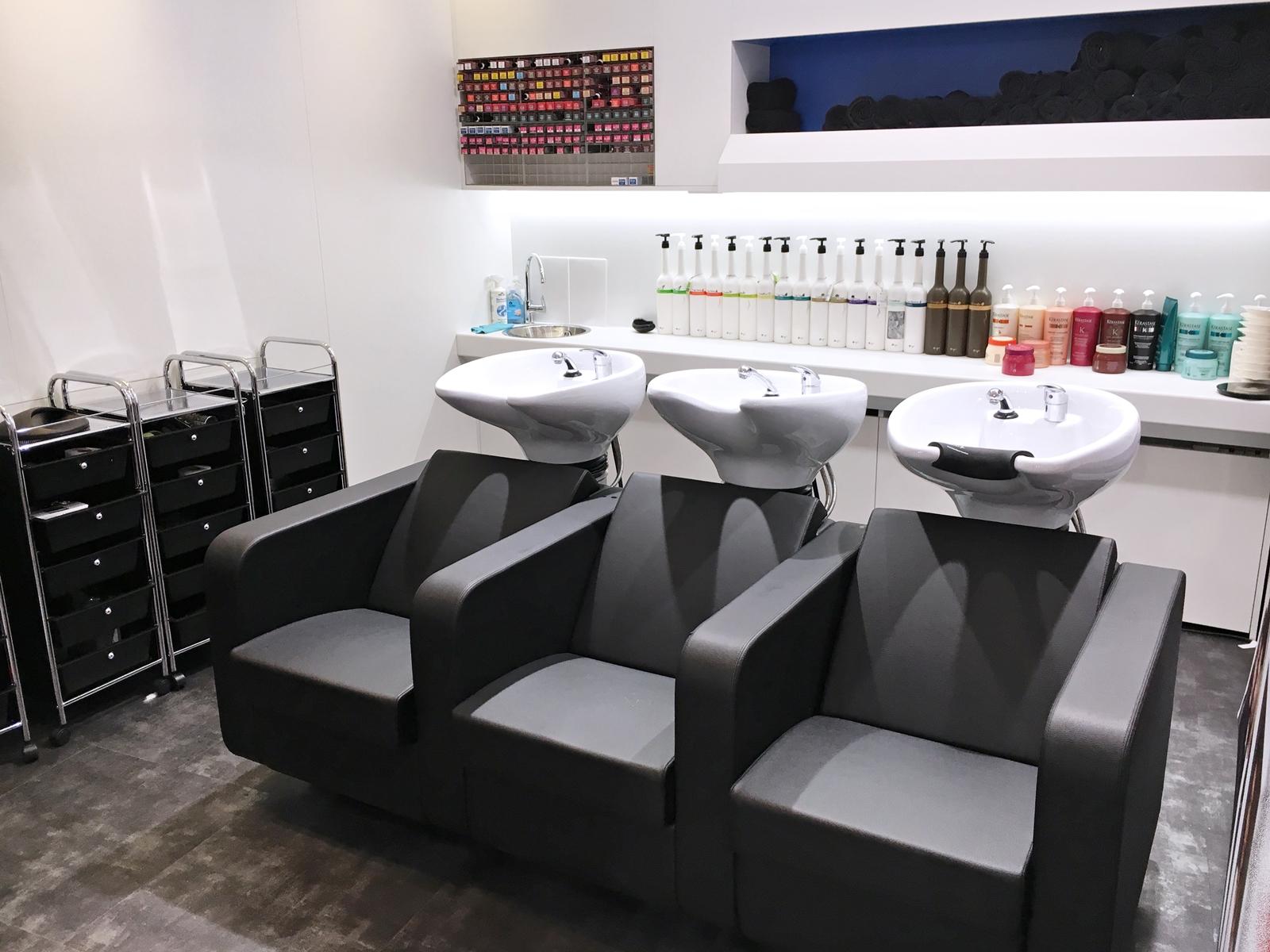 Hair Trader Eröffnung Donau Zentrum Wien - Beauty Concept Store - Brüder Raitz - Roma Friseurbedarf - Waschplatz - Fashionladyloves by Tamara Wagner - Lifestyleblog