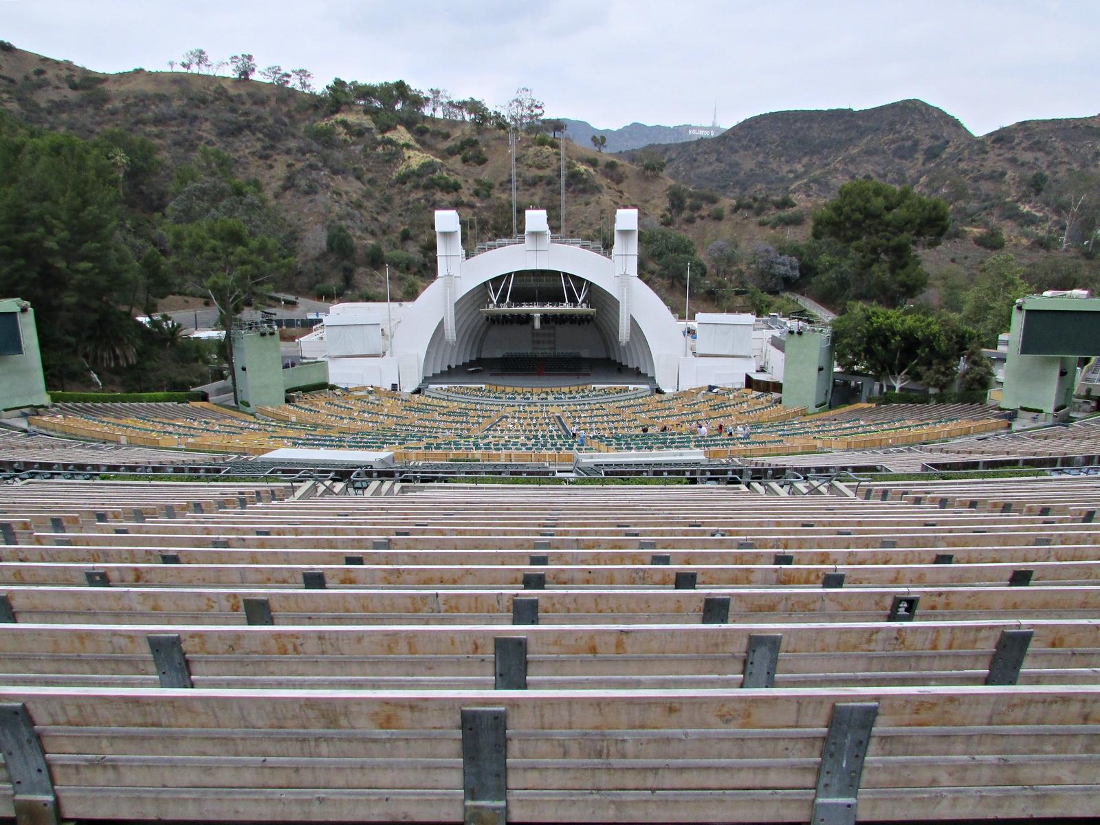 Hollywood Bowl - USA Roadtrip - Amerika Rundreise - Fashionladyloves by Tamara Wagner - Travelblog