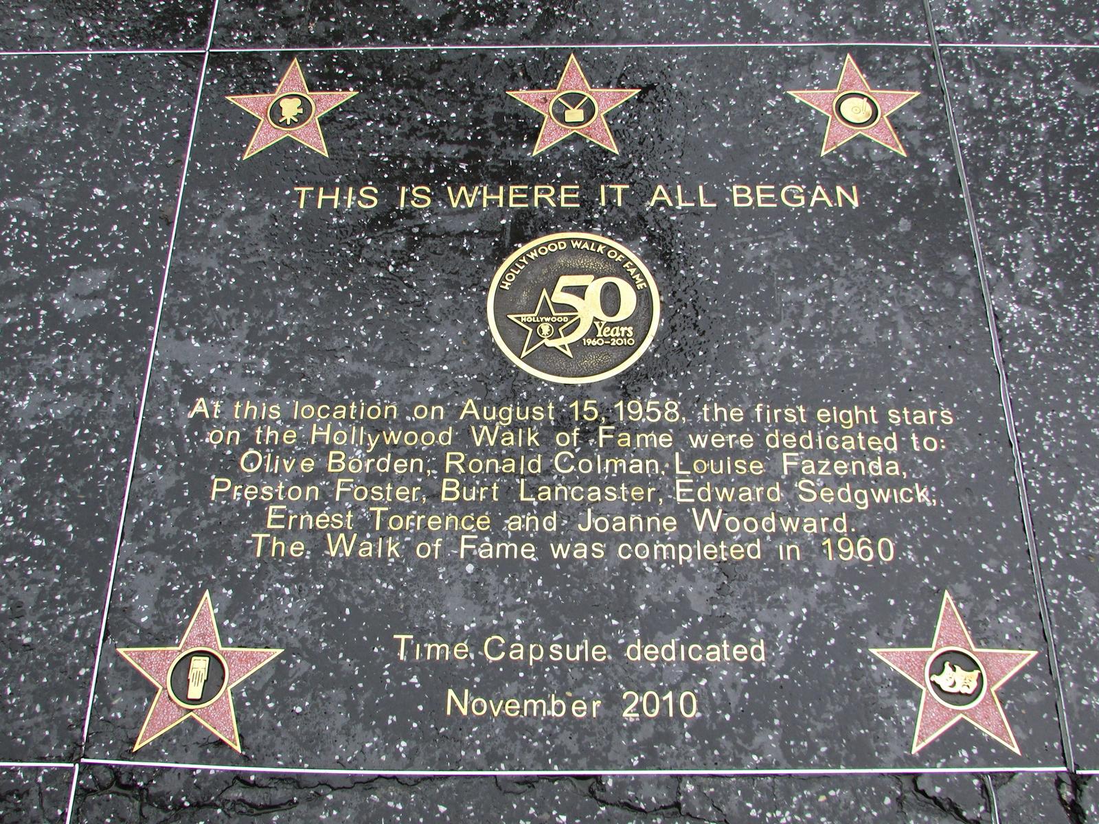 Hollywood Walk of Fame - Stars - USA Roadtrip - Amerika Rundreise - Fashionladyloves by Tamara Wagner - Travelblog