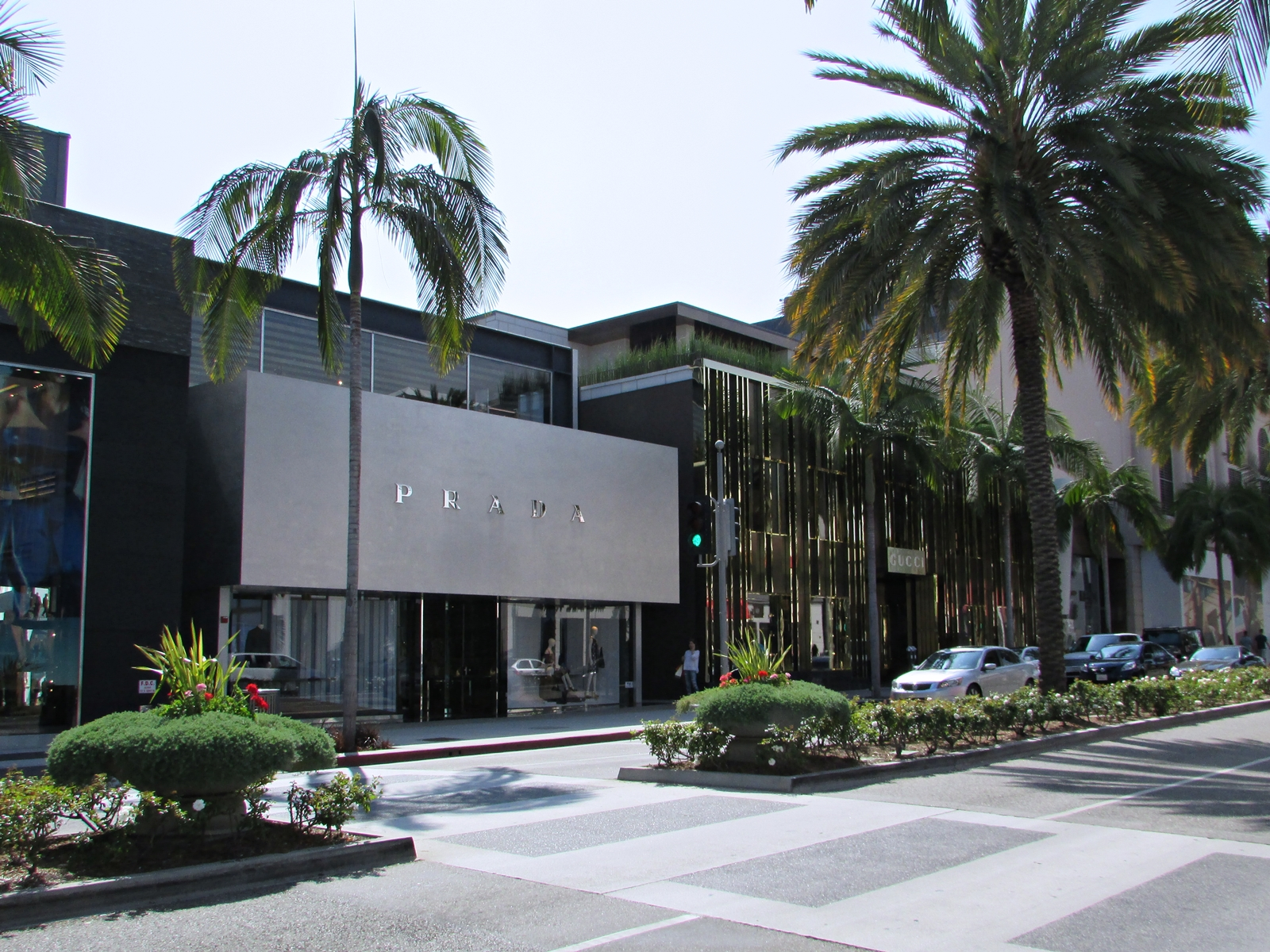 Rodeo Drive - Beverly Hills - USA Rundreise - Amerika Roadtrip - Fashionladyloves by Tamara Wagner - Trvelblog