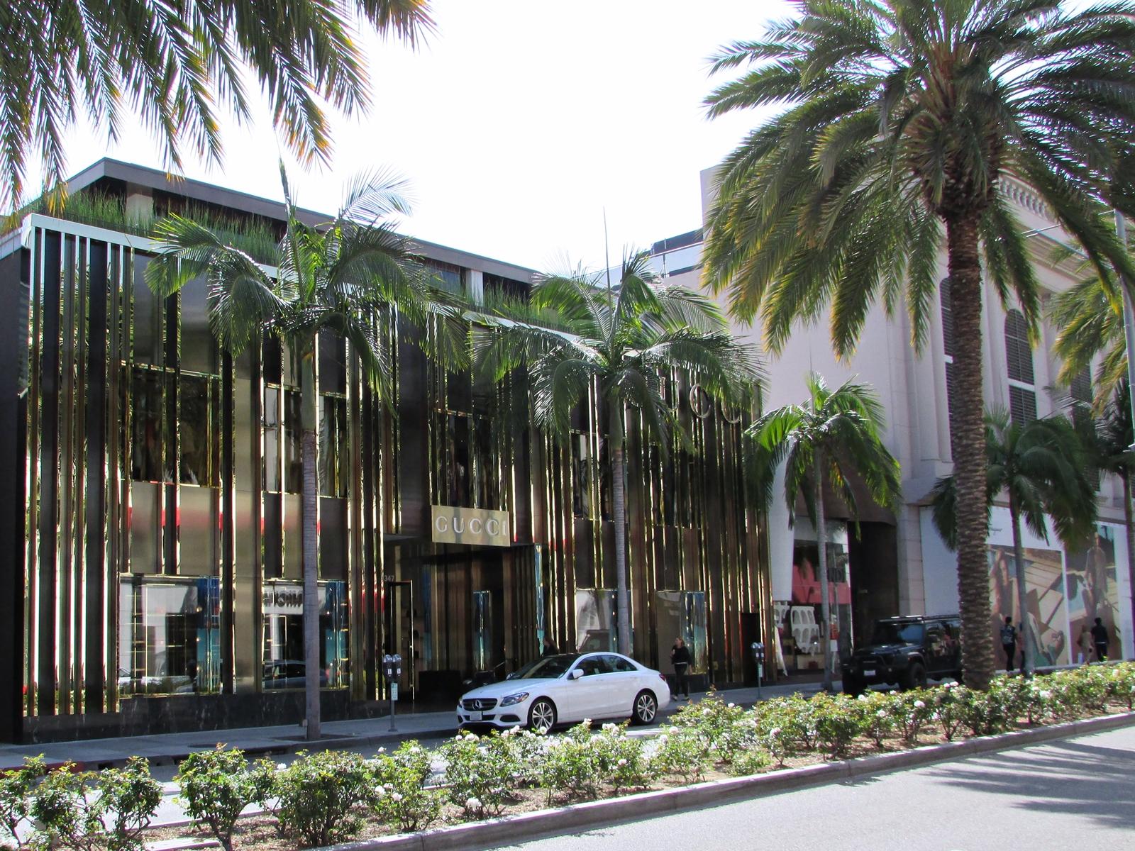 Rodeo Drive - Beverly Hills - USA Rundreise - Amerika Roadtrip - Fashionladyloves by Tamara Wagner - Trvelblog