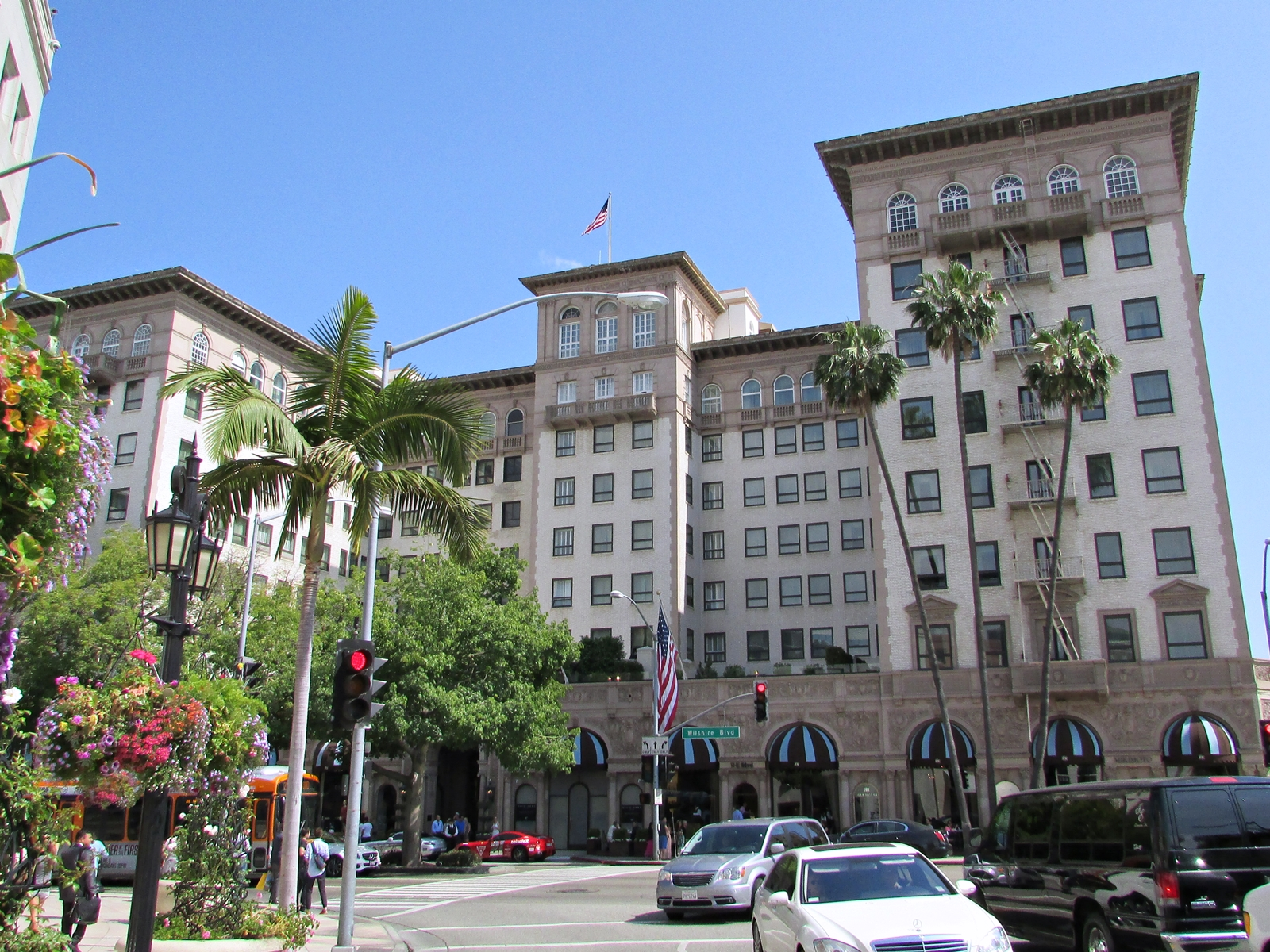Rodeo Drive - The Beverly Hills Hotel - USA Rundreise - Amerika Roadtrip - Fashionladyloves by Tamara Wagner - Travelblog