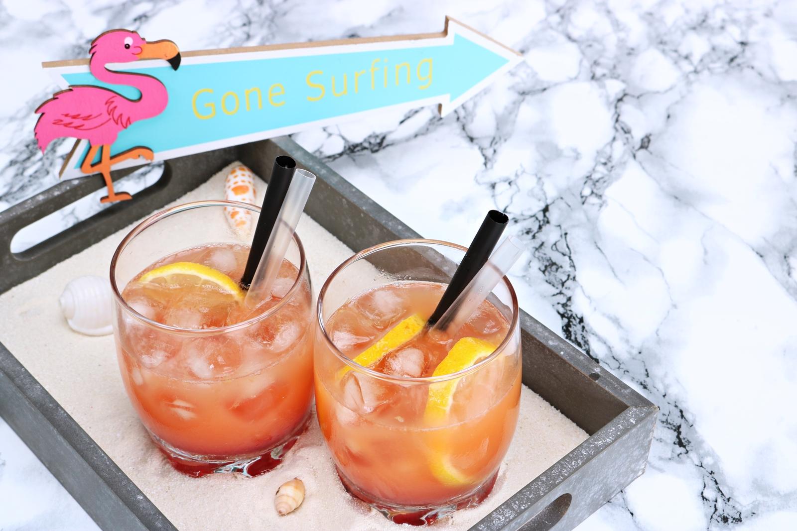 Flamingo Cocktail - alkoholfrei - Fashionladyloves