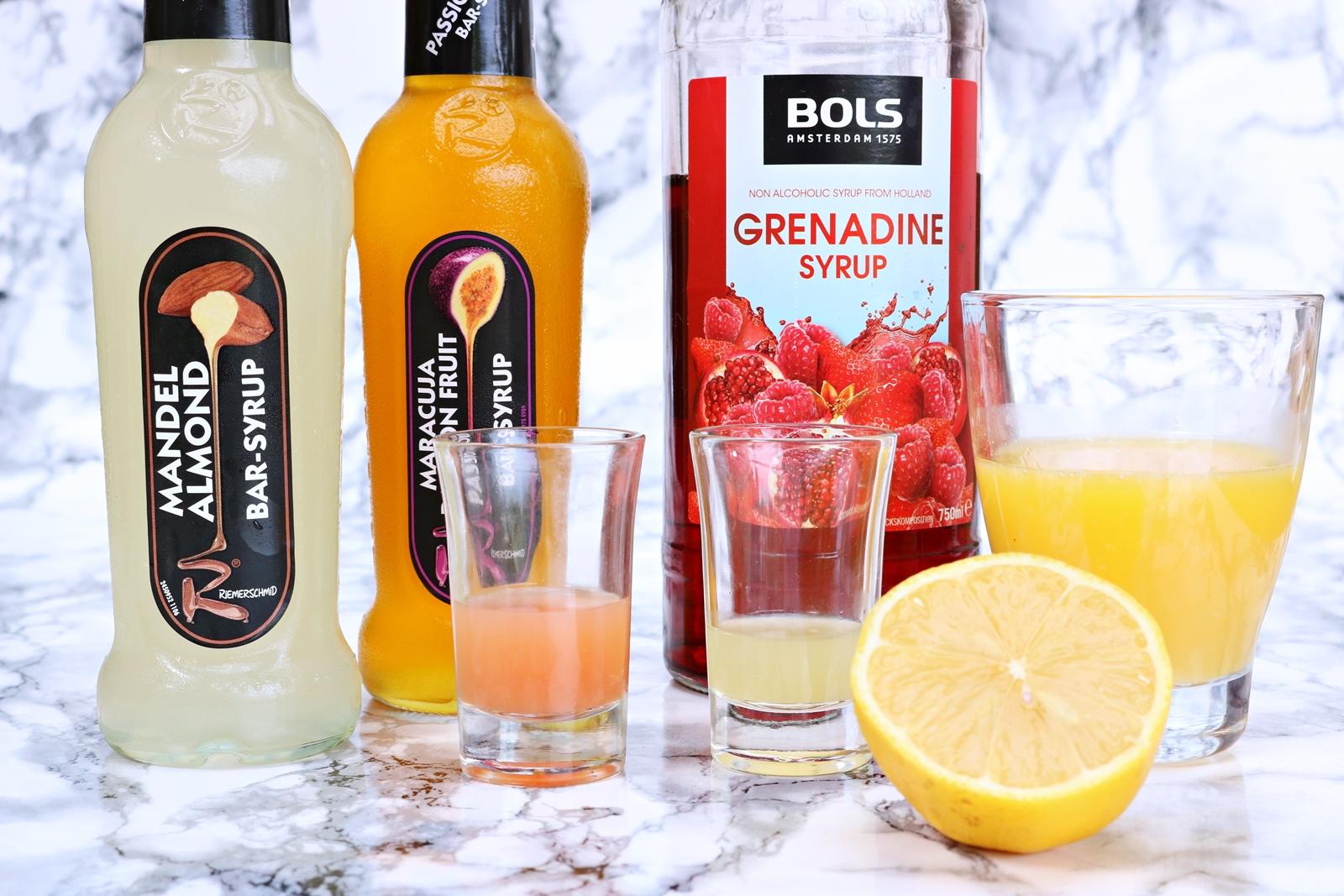 Flamingo Cocktail alkoholfrei - erfrischender exotischer Cocktail auch für Kinder geeignet - Rezept - Zutaten - Fashionladyloves by Tamara Wagner - Foodblog