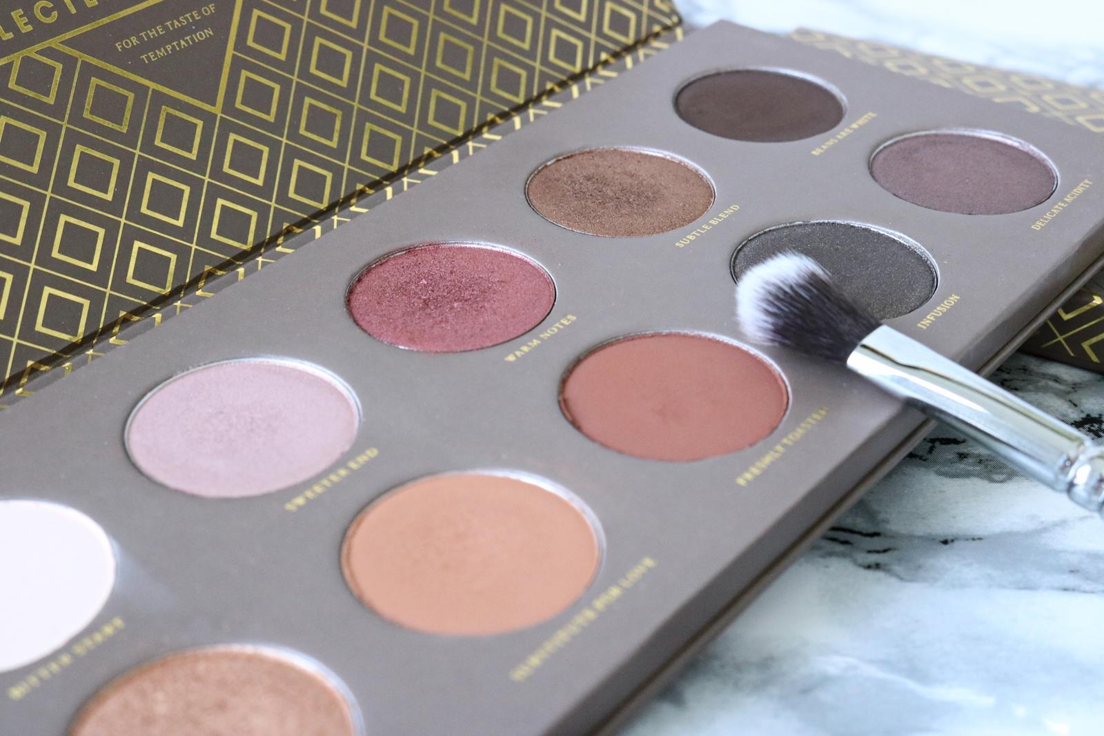 Zoeva Cocoa Blend Palette - Lidschattenpalette - Gewinnspiel - Fashionladyloves by Tamara Wagner - Beautyblog