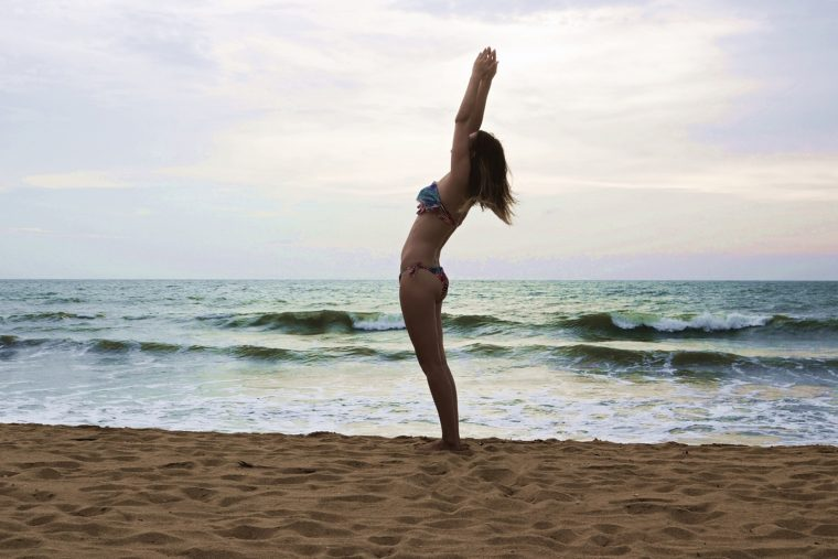 Mit Yoga zur inneren Ruhe - Detox und Relax Yoga am Strand von Sri Lanka - Yoga Workouts - Fashionladyloves by Tamara Wagner - Lifestyle Blog